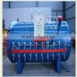 cold tire treading equipments pre-vulcanizing