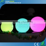 Hot Sale Rechargeable Lithium Battery Powered Waterproof LED Ball
