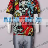 Custom Team Men's sublimation printing Cycling Jersey /stylish bicycle wear for club/ unique design for your cycling jerseys