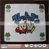 Sublimation white blank fabric mouse pad