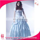 Beautiful princess dress halloween costume adult princess costume for Cosplay
