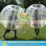Popular inflatable human bumper ball for sale