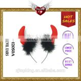 New Cute Halloween Costumes Devil Headband Party decoration