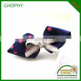 grosgrain ribbon hair bows