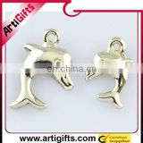 dolphin shape cute couple pendants