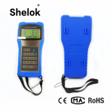 handheld portable ultrasonic water flowmeter