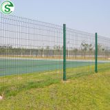 Hot galvanized powder coated fence panels for sale