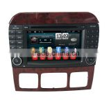 Quad core car dvd player with gps,wifi,BT,MIRROR-CAST,AIRPLAY,DVR Dual Zone,SWC for BENZ S CLASS