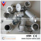 Aluminium Quick Coupling Camlock Fittings