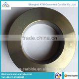 Cemented carbide roll ring for cold rolling mill