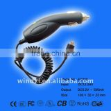 New Products Portable Micro Car Charger with cable Electronics Chargers for Mobile Phone Manufactur Whole