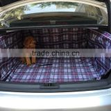 Car seat back custom pet seat cover