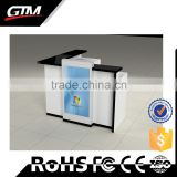 "Customized 42"" interactive touch screen kiosk receipt desk OEM smart commercial space video display kiosks"