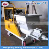 High efficiency Automatic wall, indoor and outdoor mortar spraying machine