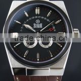 ZDDM-01D Automatic Stainless steel mechanical seagull movement transparent automatic watch