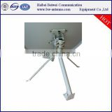 Wholesale Price Ku Band 80cm Small Satellite Dish Antenna, Outdoor Mini Mobile Flat TV Antenna