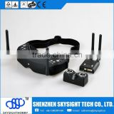 2015 new 3D fpv goggles not the fatshark goggles fpv