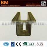 313376,Escalator Handrail Guide Profile 9300 Upper Standard Inclined Part Stainless Steel Thickness 2.0mm