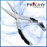 FRICHY FPD05LR (6.5 INCH) Never rust even used in harsh saltwater environment Line Cutter Fishing Plier