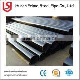 Galvanized erw steel pipe for building greenhouse schedule 40 carbon erw steel pipe on sale
