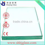 China Laminated Safety Glass For Stairs Competitive Price With CE & CCC Certificate Clear Color Laminated Glass Customize Size G