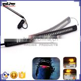 BJ-LPL-031B Universal 12 Volt Motorcycle Soft Tail Brake Stop Turn Signal Integrated 3258 LED Motorcycle Light Strip