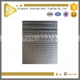 High quality 316L 316 Stainless Steel Wire Rope Manufacturer!!!