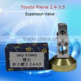 Auto air conditioner parts for Toyota Previa 2.4-3.5 Expension valve,H-type Auto Air Conditioning Aluminium Expansion Valve