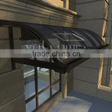 latest design aluminum window canopy