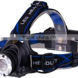 Machfally High Power Crossbow Hunting Manufacturer Rechargeable 1000 Lumen T6 Led Headlamp