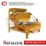 Low Power Consumption Manganese Ore Magnetic Separator
