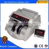 Bizsoft CS-POS DY-12 fake currency detector/multi cash bill counter machine