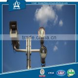 New design tubular cctv camera pole