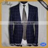 New design 2015 top brand 100% wool suit for man made in China                                                                                                         Supplier's Choice