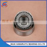 Vehicle front wheels pressed steel tapered roller bearing 30204 with European International Standard ISO 492