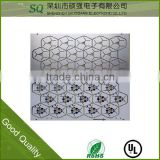 led printed circuit board layout aluminum pcb manufacturer in china shenzhen
