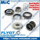 Dual Mechanical Seal for Flygt 3126-280-290-091SL