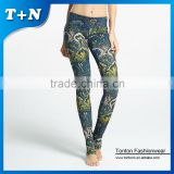 2016 yoga leggings 90% polyester 10% spandex yoga pants wholesale                                                                         Quality Choice