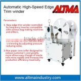 Inquiry about Automatic Edge Trim Rewinder ABW-450