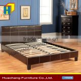 Pu Leather Bed Frame