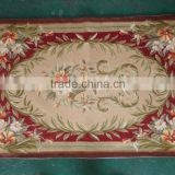 Manufacturer sell high quality aubusson style muslim prayer rug