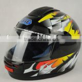 Newest ABS full face motorcycle helmets DF-103