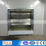 CE Approved Stainless Steel Water Rain Curtain For Spray Booth