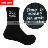 custom logo soccer football sport sock elite basketball running cycling socks boot socks