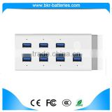 High quality usb hub 7 port usb hub for mobile charging                                                                                                         Supplier's Choice