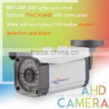 Vitevision 1080p 2mp full hd high focus AHD waterproof security cctv camera with cheap price