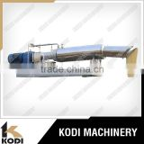 Hide Gelatin Extruder/Scraped Surface Heat Exchangers/Votator