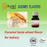 New Arrival caramel taste wheat flavours/flavors/essences for baking food, Oatmeal essence
