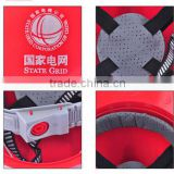 red ABS safety helmet use construction and electric worker use hat SAFETY HAT ABS Safety hat safety helemts huatai electric