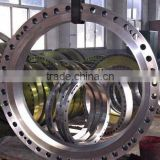 large wind tower flange